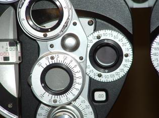 An Eye Exam for an Eye Exam