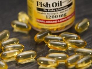 Fish Oil Doesn't Cut Heart Risk