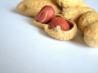 Allergy Alert for Peanuts in Asian 7 Rice Cracker Mix