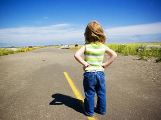 Kids With Autism May Wander Off