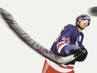 Hockey Hunks Hitting Heads