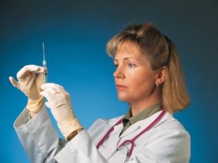 Antibody Injection Drops Cholesterol