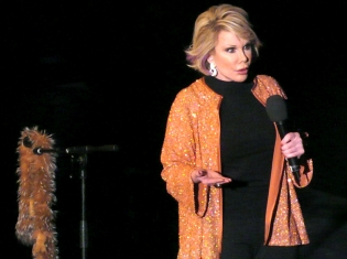 Comedian Joan Rivers Dies at 81