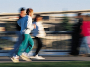 Get Moving to Get Away From Diabetes