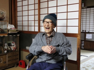 Oldest Man Ever is 115 Years, 253 Days Old