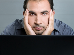 Online 24x7 may Lead to Depression