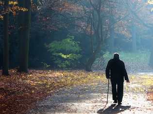 Walking to Stay Hospital-Free with COPD