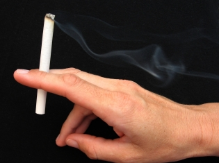 If You Give a TV Star a Cigarette