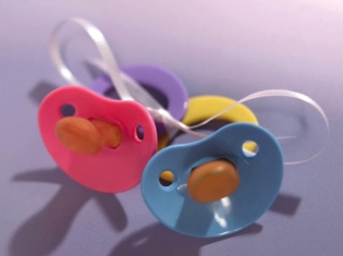 Pacifier Use May Not Reduce Breastfeeding