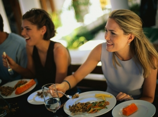 Healthy Options Not so Healthy at Restaurants