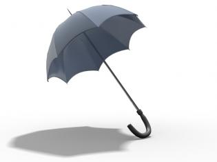Rain or Shine, Umbrellas Are Fine