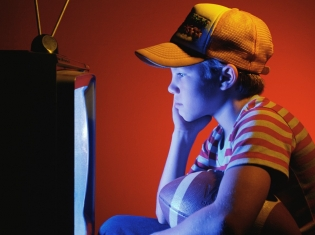 Growing Up – and Growing Obese –with TV