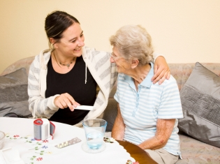 Nursing Home Falls Linked to Antidepressants