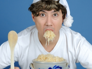 'Oral Food Challenge' Is Not a Reality Show
