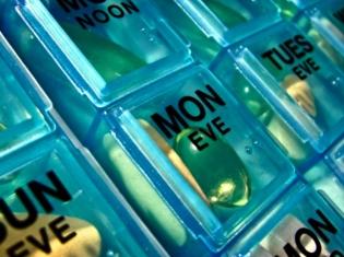 Take Blood Pressure Pills on Schedule