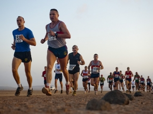 Heat Stroke May Be Bigger Threat Than Heart Attack for Runners