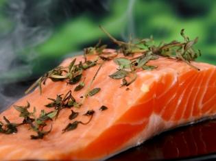 Salmon Has Benefits For Pregnant Women