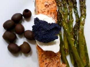 Fatty Fish Slim Breast Cancer Risks