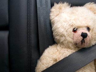Keeping Kids Safe by Buckling Up