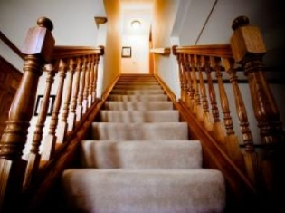 Step up to Prevent Child Stairs Injuries