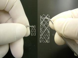 Biodegradable Stents Safe Long Term