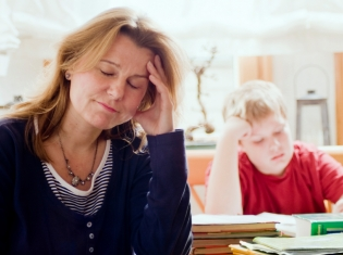 Autism Can Affect Mom's Mental Health