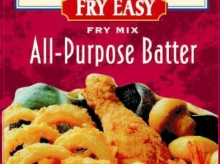 McCormick Recalls Golden Dipt® Fry Easy All-Purpose Batter