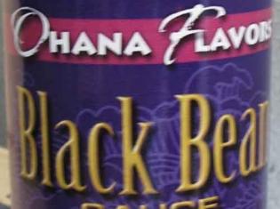 Aloha, Bean Sauce!