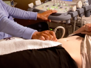 Ultrasound on the Spot to Diagnose Appendicitis