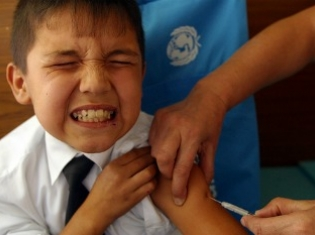 Rising Exemptions for School Vaccinations