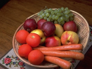 Eating Fruits and Veggies may not Reduce Weight