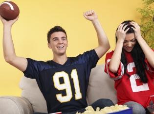 Sports Fans Lash Out