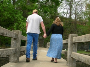 Leisurely Walks May Be Safer Than Walking With Purpose