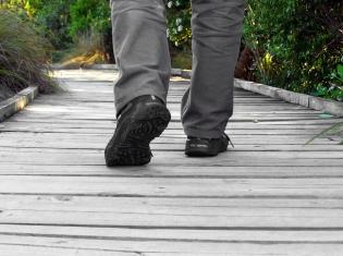 Walking Off Symptoms of Parkinson's
