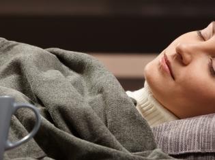 A Good Night's Sleep to Fend Off Pain