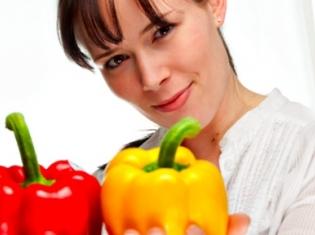 Vegetarians May Grow Healthier Hearts