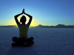 Downward Dog Your Way to Happiness?