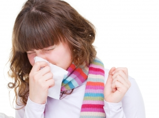 A Tough Flu Season for the Young
