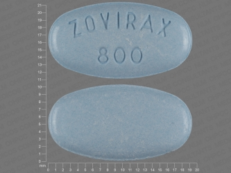 Zovirax - Side Effects, Uses, Dosage, Overdose, Pregnancy