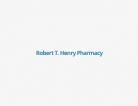 Robert T. Henry Pharmacy