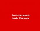 South Sacramento Leader Pharmacy