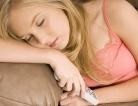 Less Sleep May Mean More Mental Distress