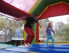 Bouncing Their Way to the ER