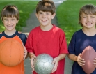 Kids' Friends May Be Good Influence for Exercise