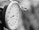 Low Blood Pressure During Dialysis May Lead to Clots