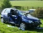 Big Impact of Nonfatal Car Crashes
