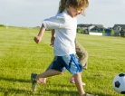 Kids Who Played Sports Made Healthy Food Choices