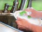 What Washing Dishes by Hand May Do for Your Child's Allergies