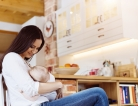 A Breastfeeding Benefit — for Mom