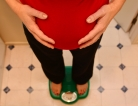 Pregnancy Problems Tied to Bigger Babies
